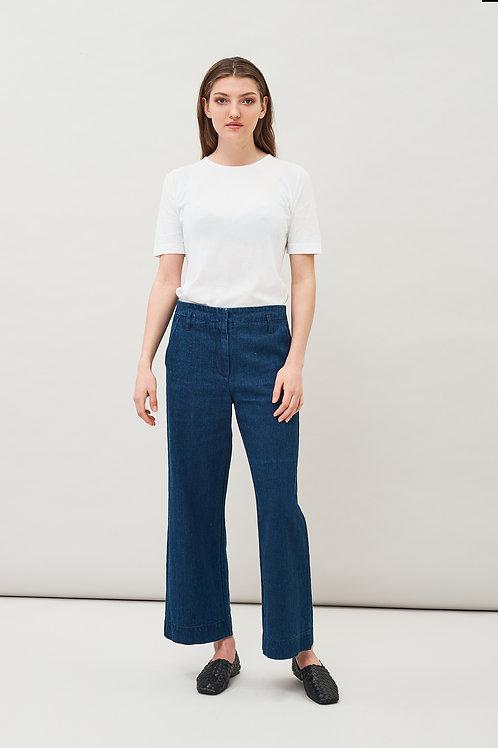 Maska - Leja Denim Trousers (Blue)