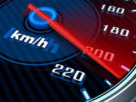Grand excès de vitesse et radar automatique