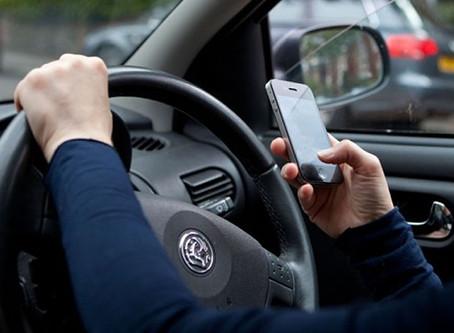 Téléphone et suspension du permis de conduire