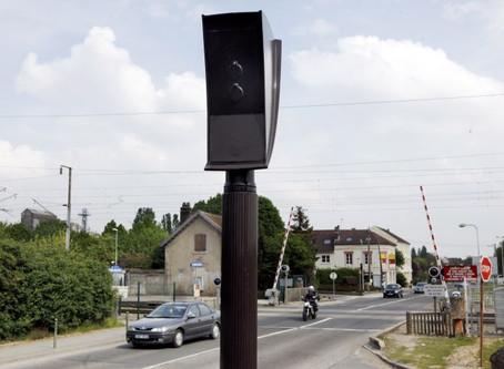 Radars de passage à niveau