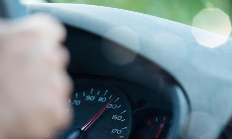 Grand excès de vitesse en Bretagne