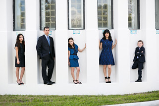 Bat Mitzvah preportrait ceremony
