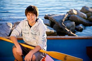 Jake on the Potomac River