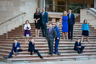 Family Portraits B'nai Mitzvah