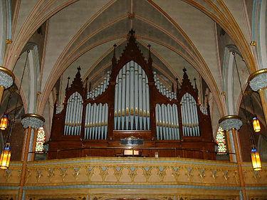 St. Patrick Casavant Organ
