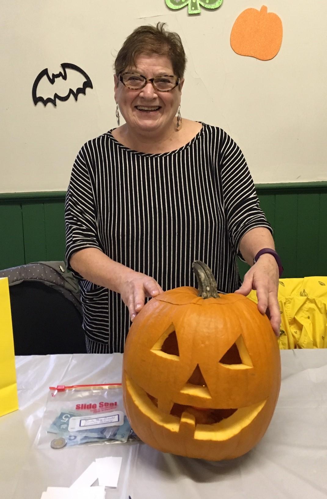 Pumpkin Contest Neila