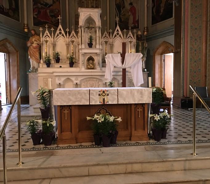 2019 Easter Vigil