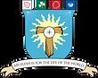 St. Francis and St. Clare parish logo