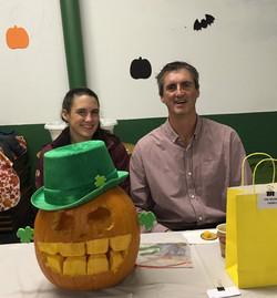2018 Pumpkin Carving John & Family