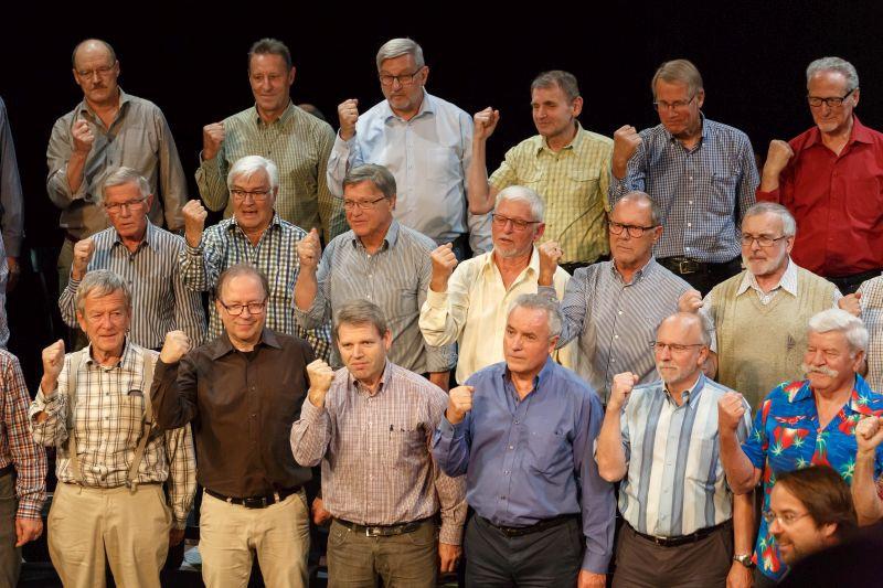 Singspiel Sängerherzen 2017 - Top in Form
