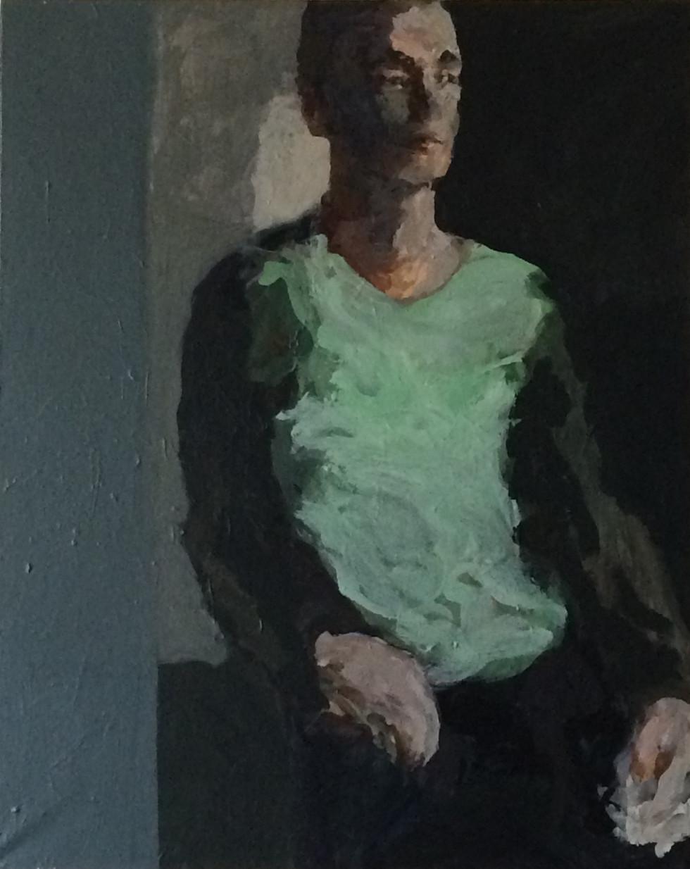 portrait d'homme VIII