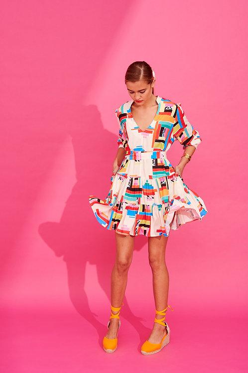 REBECCA Mini Dress