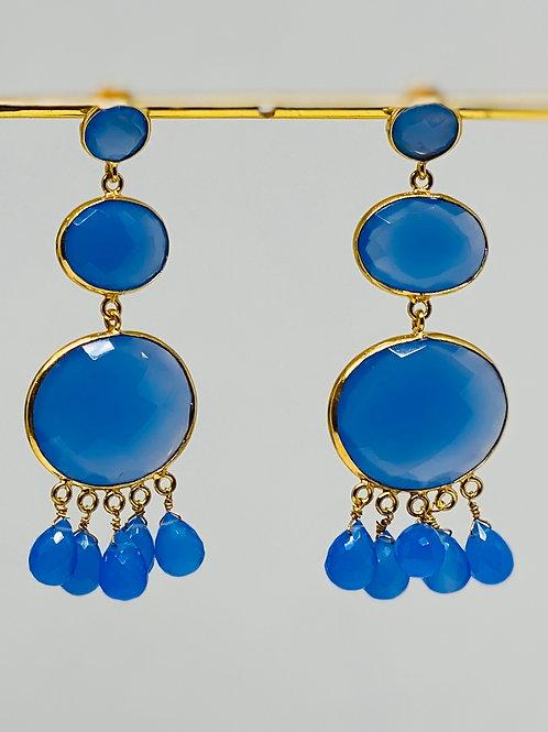 Light Blue Chalcedony