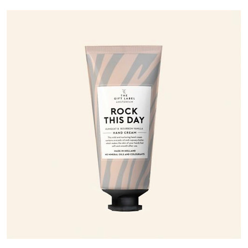 ROCK THIS DAY - Hand Cream Tube