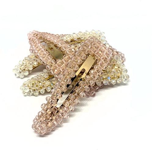 Pearl Barettes