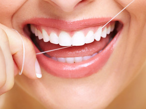Flossing adds years to your life