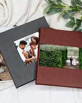 Heirloom Portrait Photo Albums