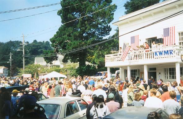 Mother Jones, July 4th, Bonitas CA 2005