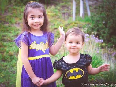 Batgirl Power!
