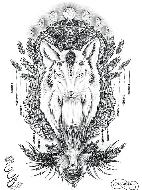 Foxy by Elise De Jager