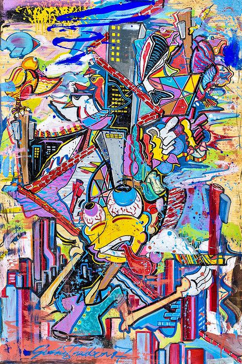 Head Space by John Muldoon