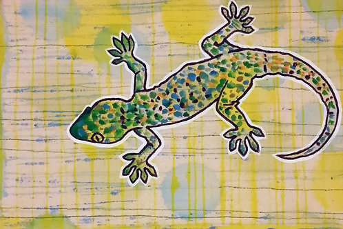 Gecko by Jay Griffin