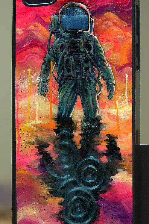 """Spaceman Spliff"" Phone Case"