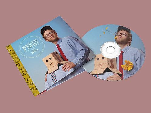 SPISH - Building A Family CD