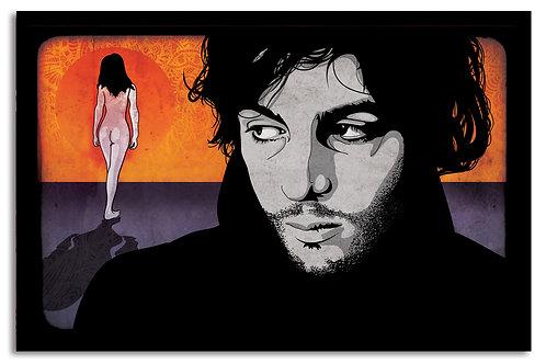 Shine on Syd (Syd Barrett/Pink Floyd) by Pierce Marratto