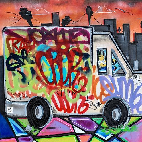 Truck by John Muldoon