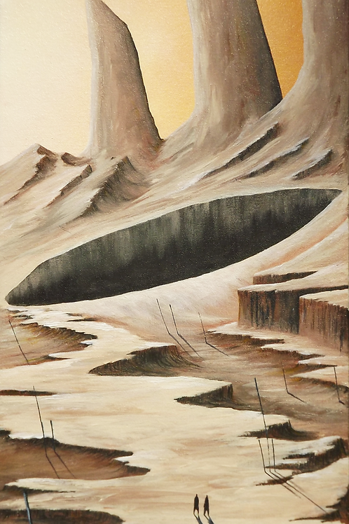 Sinkhole Sensation by Ben Yockel