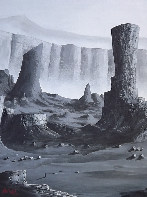 Something Extraordinary (PRINT) by Ben Yockel
