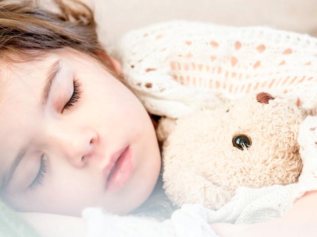 Sleeping Child & Teddy.jpg
