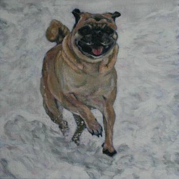"""""""Pug Run"""""""