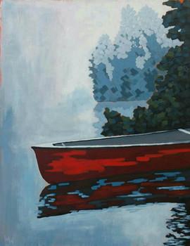 """""""Canoe Three - Algonquin Park"""""""