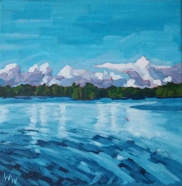 """Stormy Lake - Haliburton"""