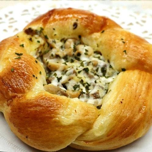 Mushroom & Cheese