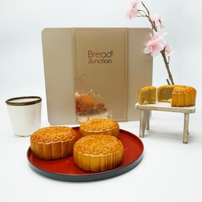 Lotus Mooncake  正莲月饼
