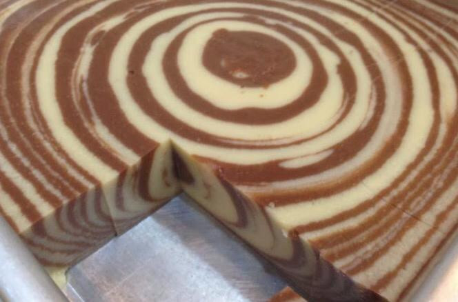 バテックケーキ