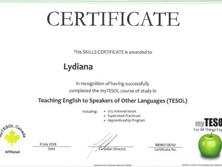 英語講師になる為の資格