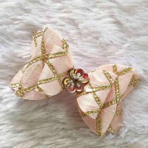 Gota Passion Bow - Pastel Pink