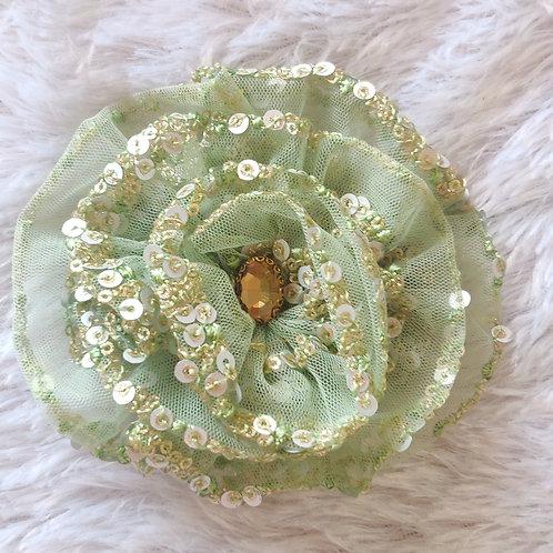Fulwari Hair Clips -Mint Green