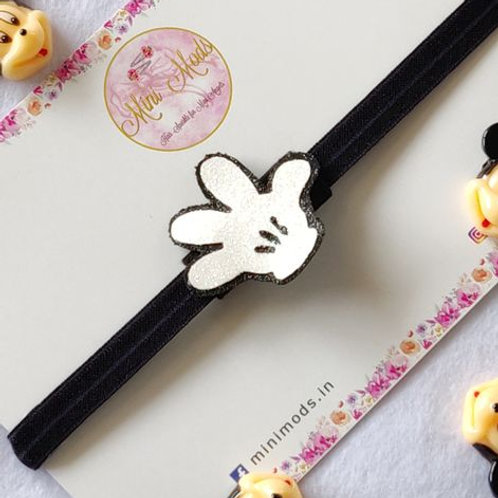 Mickey Glove Headband