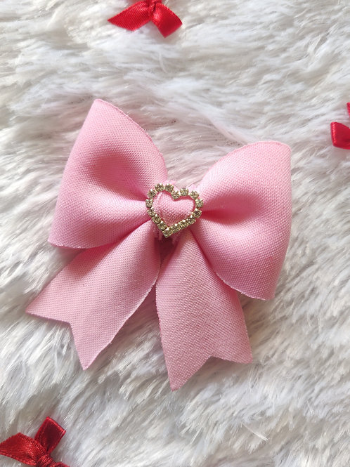 Pure Love Bow -Pink