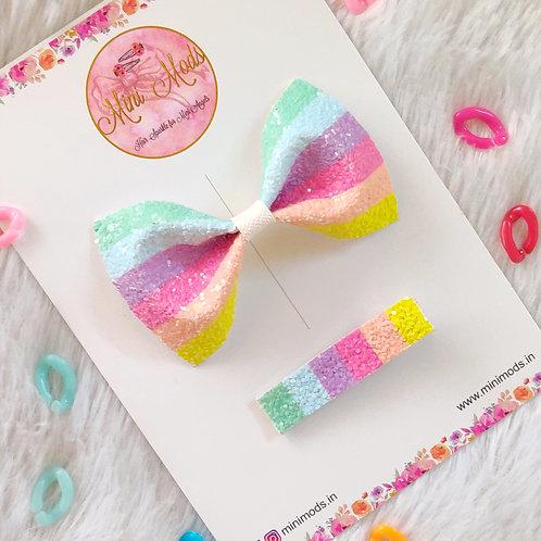Rainbow Stripe - Pastel