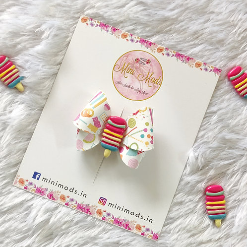 Candy Butterfly Bow