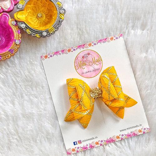 Gota Love Bow - Yellow