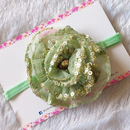 Fulwari Headband -Mint Green