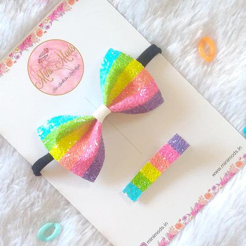 Rainbow Stripe - Bright