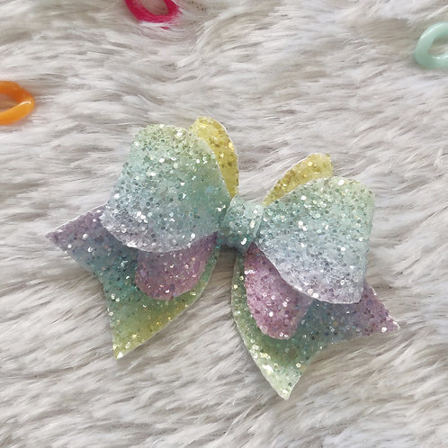 Princess Sparkle - Pastel Rainbow